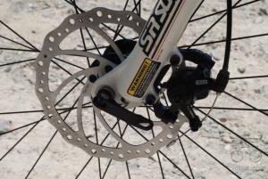 Механические дисковые тормоза для велосипеда