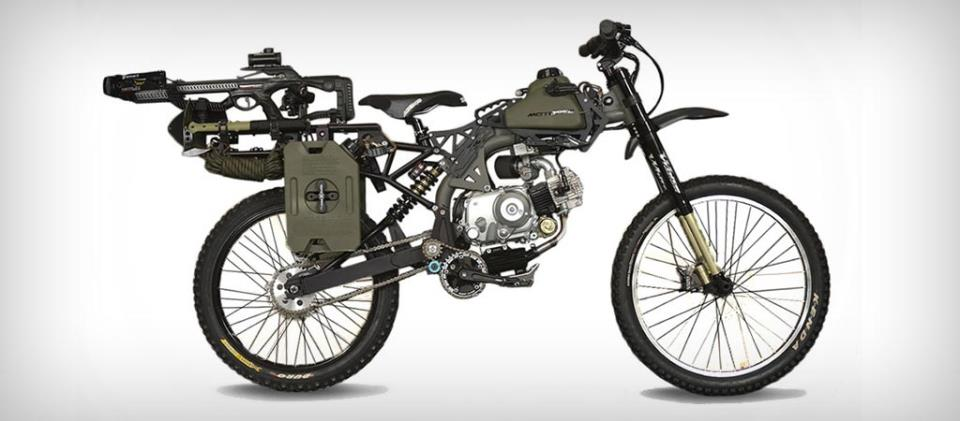 Motoped_Survival_Bike