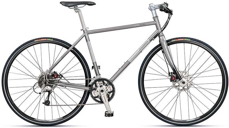 Шоссейный стальной велосипед Jamis Coda Elite