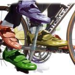 Техника педалирования на велосипеде