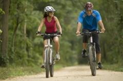 Cколько калорий сжигается на велосипеде