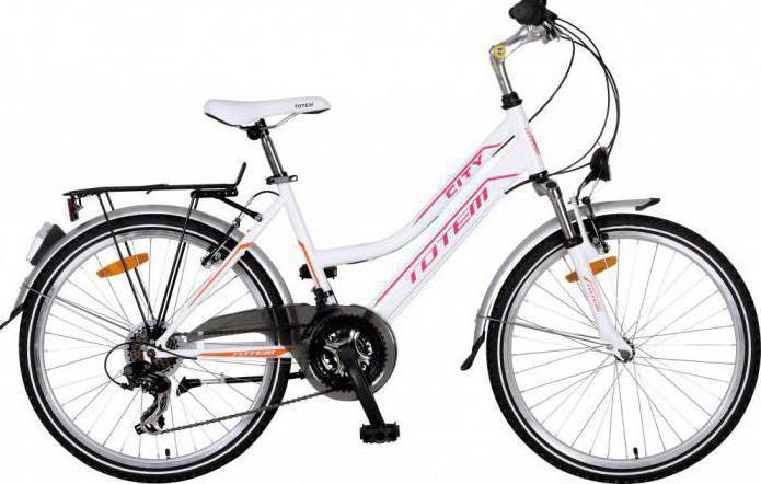 велосипед totem ecosport