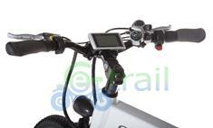 Руль электровелосипеда hummer с дисплеем
