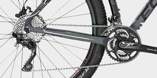 Как правильно переключать скорости велосипеда