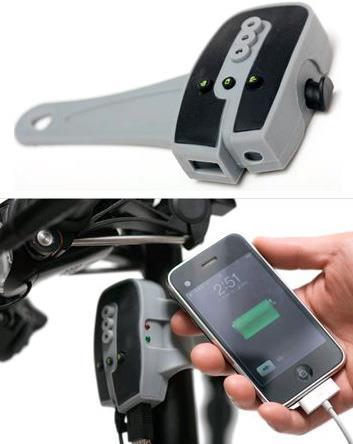 USB-зарядка Dahon/BioLogic ReeCharge Power Pack