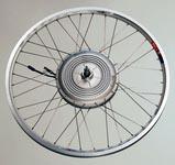 Мотор-колесо для электрического велосипеда BionX