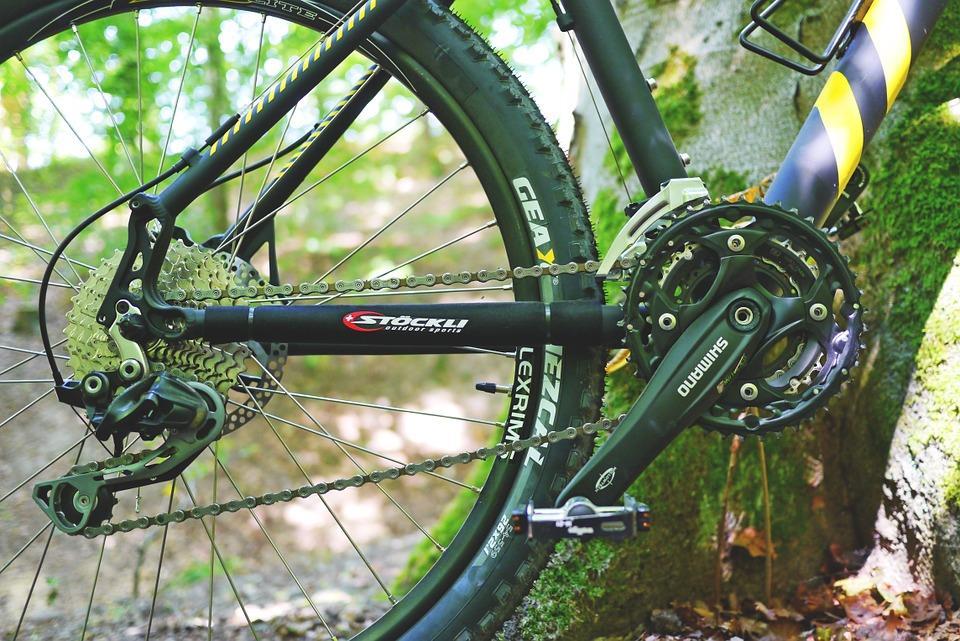Скорости велосипеда