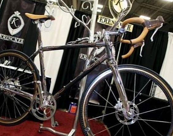 Люкс-велосипед от Фануила Кренкера