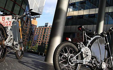 eRocket's Electric Assist Bicycle