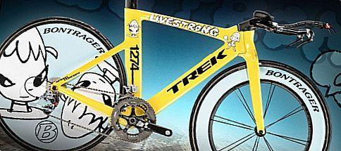 Велосипед от Ёсимото Нара