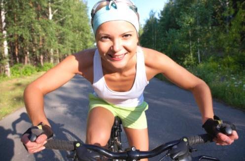 Программа похудения на велосипеде