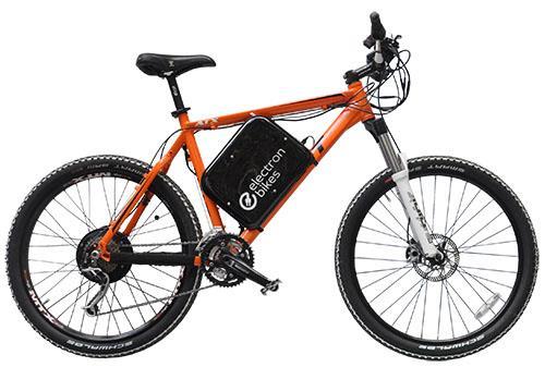 Электровелосипед на LiFePO4