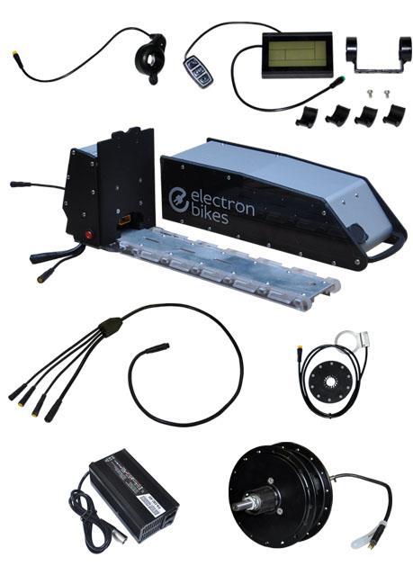 Комплект для электровелосипеда М
