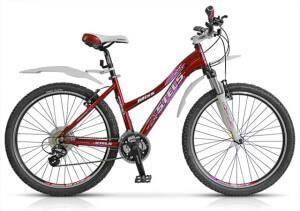 женский велосипед stels miss 6900