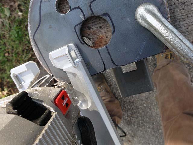 Изготовление крепления для самодельного прицепа на велосипед