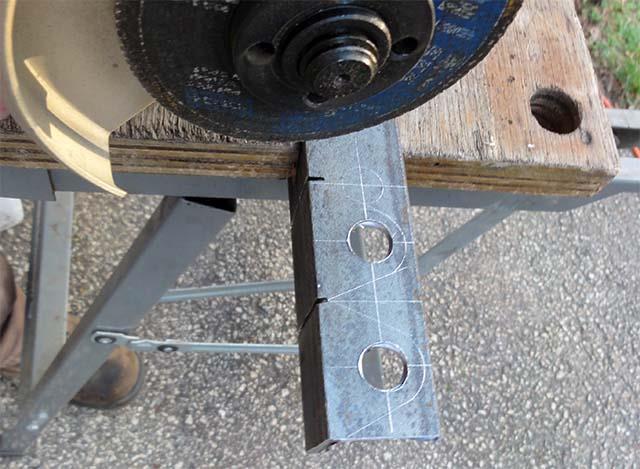 Изготовление деталей для велоприцепа своими руками