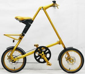 """Велосипед складной Strida SX 18"""""""