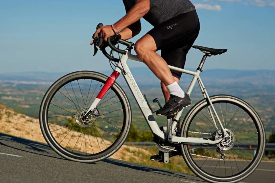 Электронный велосипед Orbea Gain