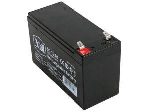 кислотно-свинцовый аккумулятор электровелосипеда