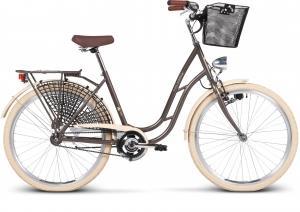 Модель женского городского велосипеда