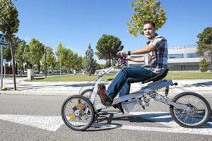 трехколесные велобайк