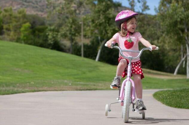 Ребенок: выбор велосипеда для ребенка