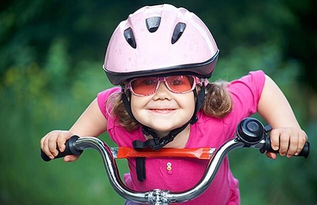 Девочка: как выбрать детский велосипед