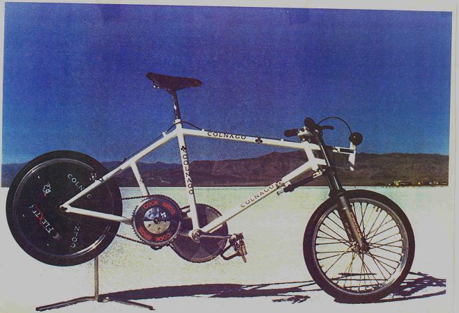 Велосипед мировой рекорд