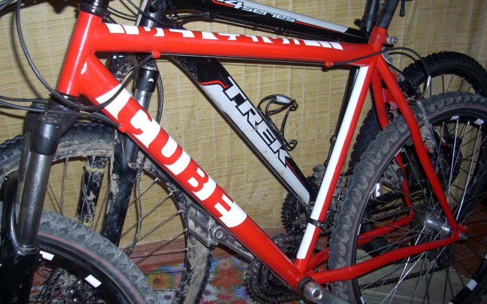 рамы +для велосипедов