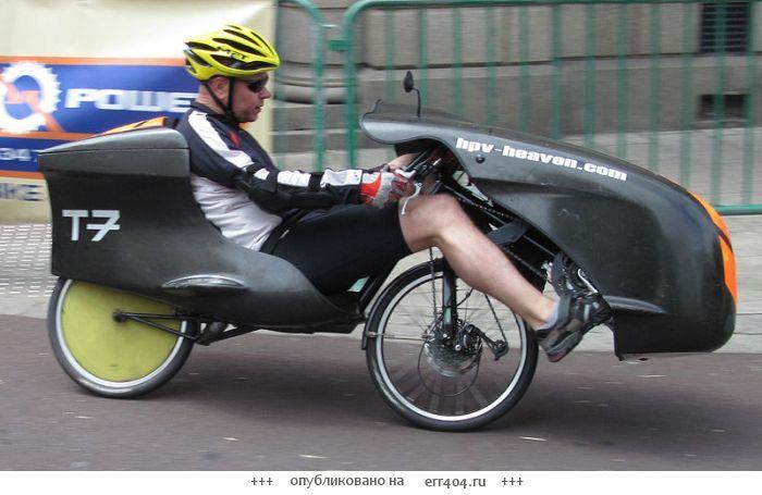 Какая максимальная скорость велосипеда? Почти 135 кмч! Фото (3)