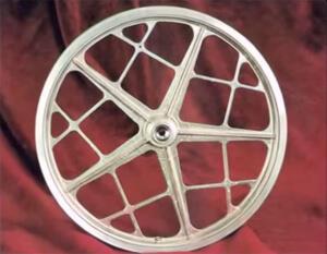 колесо mongoose