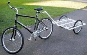 Велосипедный прицеп