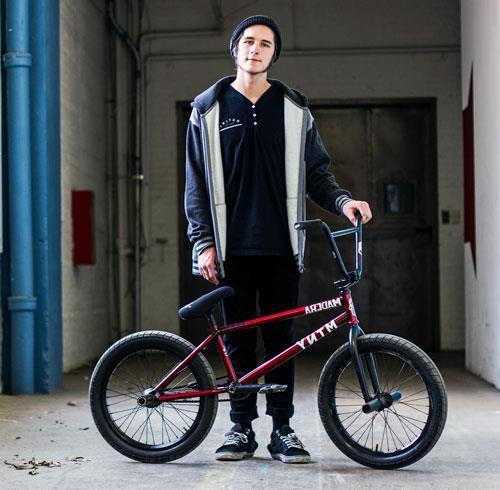 Мой велосипед (описание велосипеда)