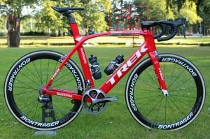 Лучший велосипедный дизайн года: Trek Madone