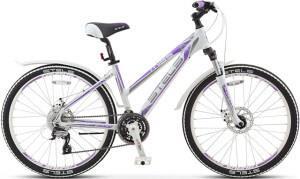женский велосипед для езды по горным дорогам