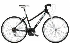 женский велосипед для занятия спортом