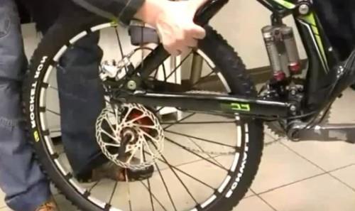 ремонт заднего колеса велосипеда фото 2