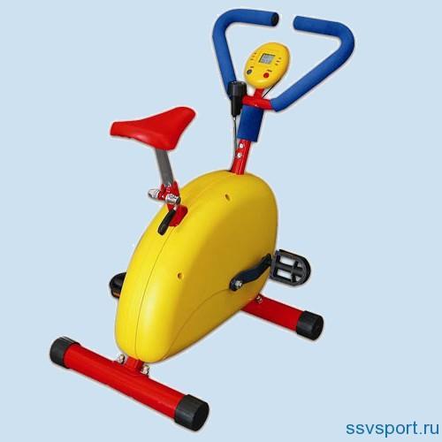 Велотренажер детский цена