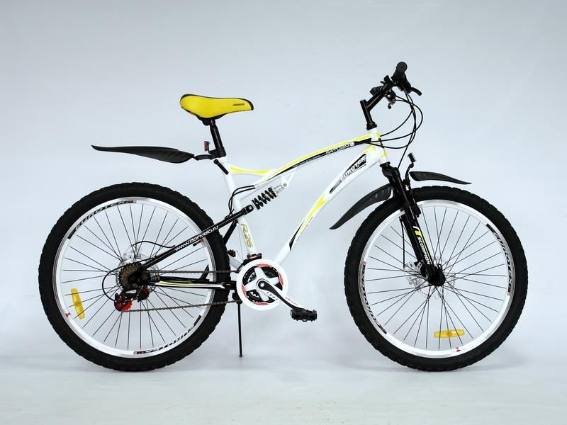 бюджетный велосипед urotex saturn
