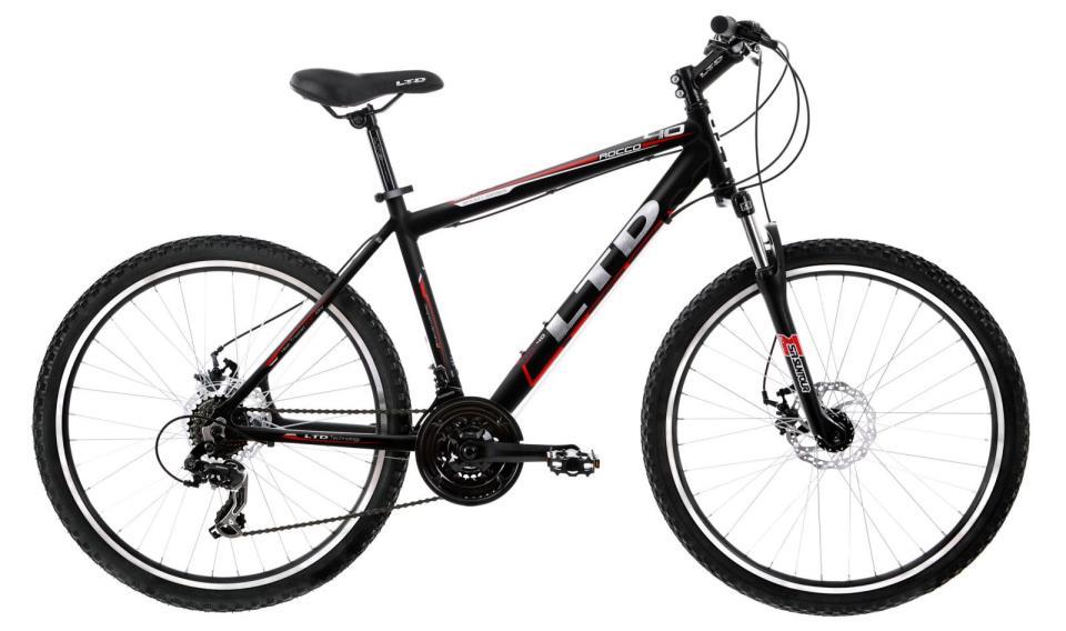 бюджетный велосипед LTD Rosso 40 Disk