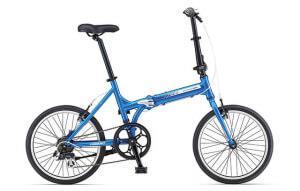 Взрослый складной велосипед Giant Expressway 2