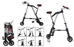 Взрослый складной велосипед A–bike