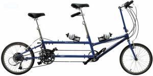 Складной велосипед тандем Bike Friday