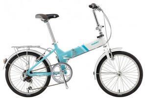 Взрослый складной велосипед Giant FD 806