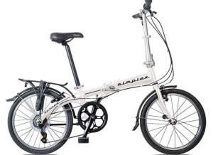 Взрослый складной велосипед Author Simplex