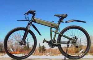 Взрослый складной велосипед Montague Paratrooper