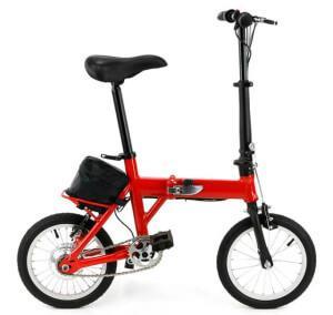 Взрослый складной велосипед Volteco Freego 250W