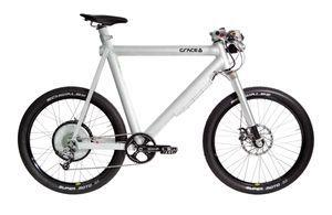 Электровелосипед с мотор-колесом