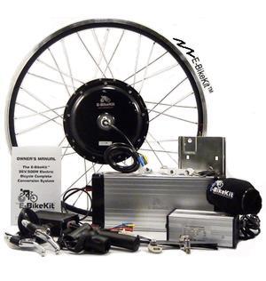 комплект мотор-колесо для велосипеда