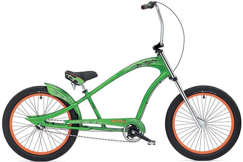 Велосипед круизёр Electra Rat Fink